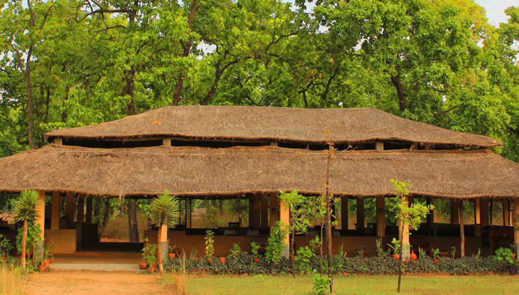 Bagh Sarai Resort Bandhavgarh