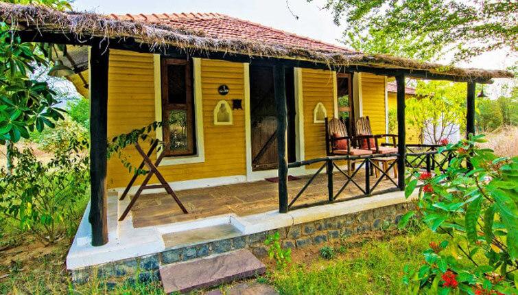 Hotel Tigergarh Resort Bandhavgarh