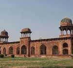 mariam tomb agra